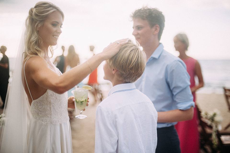 Hualalai Wedding