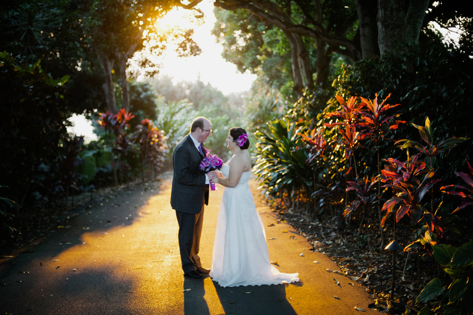 Look At The Light Holualoa Inn For John And Tracy S Hawaii Destination Wedding A Very Special Venue Diffe Feel Of Island Beauty