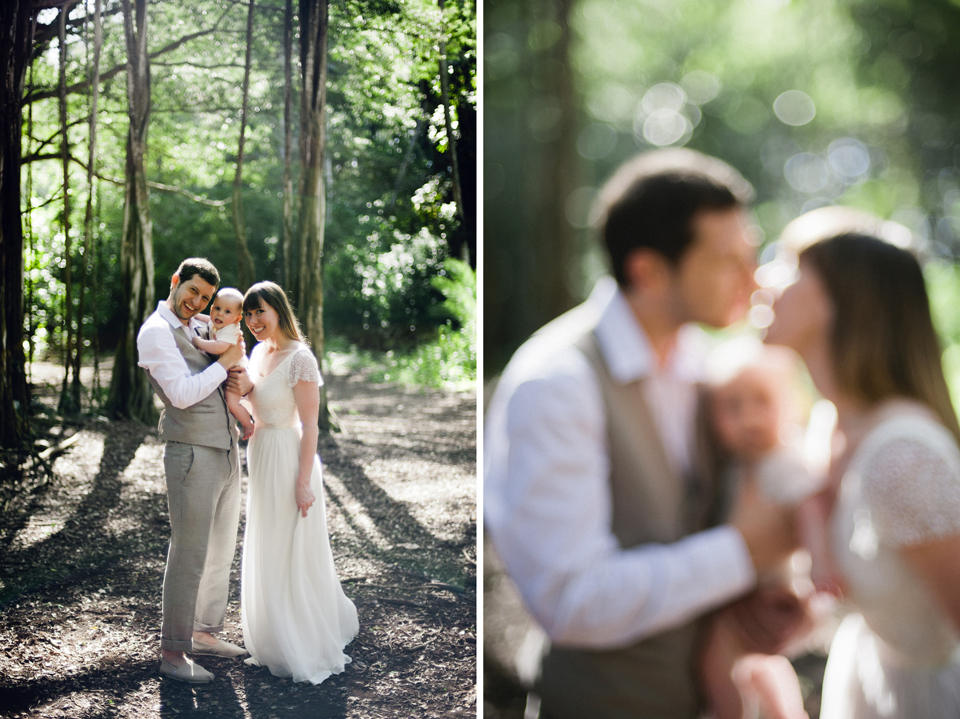 Intimate North Shore Wedding
