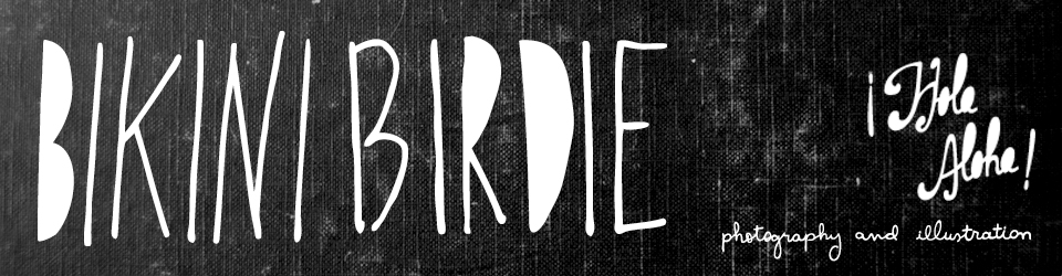 Bikini Birdie is a photography and design studio in Spain creating unique wedding photography and custom wedding stationary in Europe and beyond.